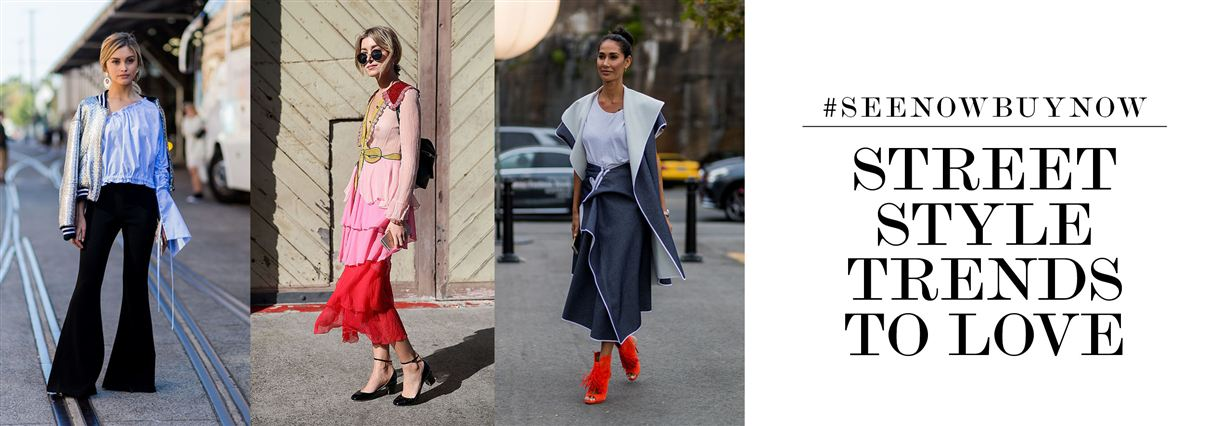 Street Style Trends From MBFWA